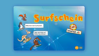 Lernspiel Surfschein
